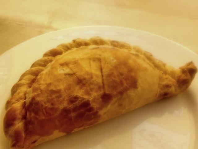 vegan pasty